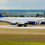 Fourth Il-96-400T for Polet Airlines